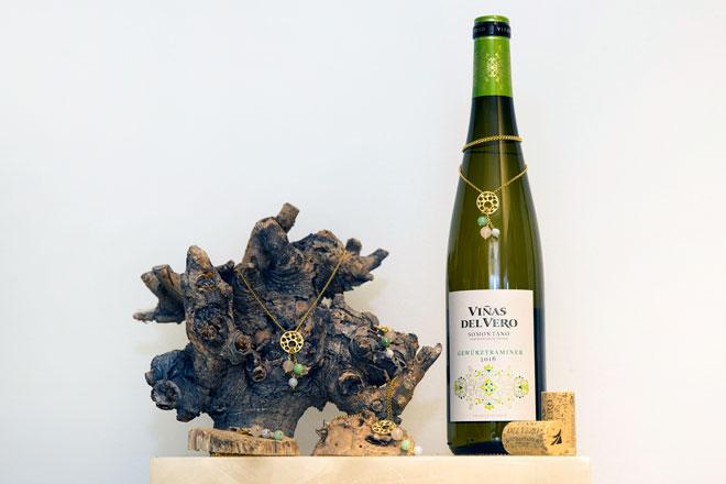Una joya de vino, Viñas del Vero Gewürztraminer