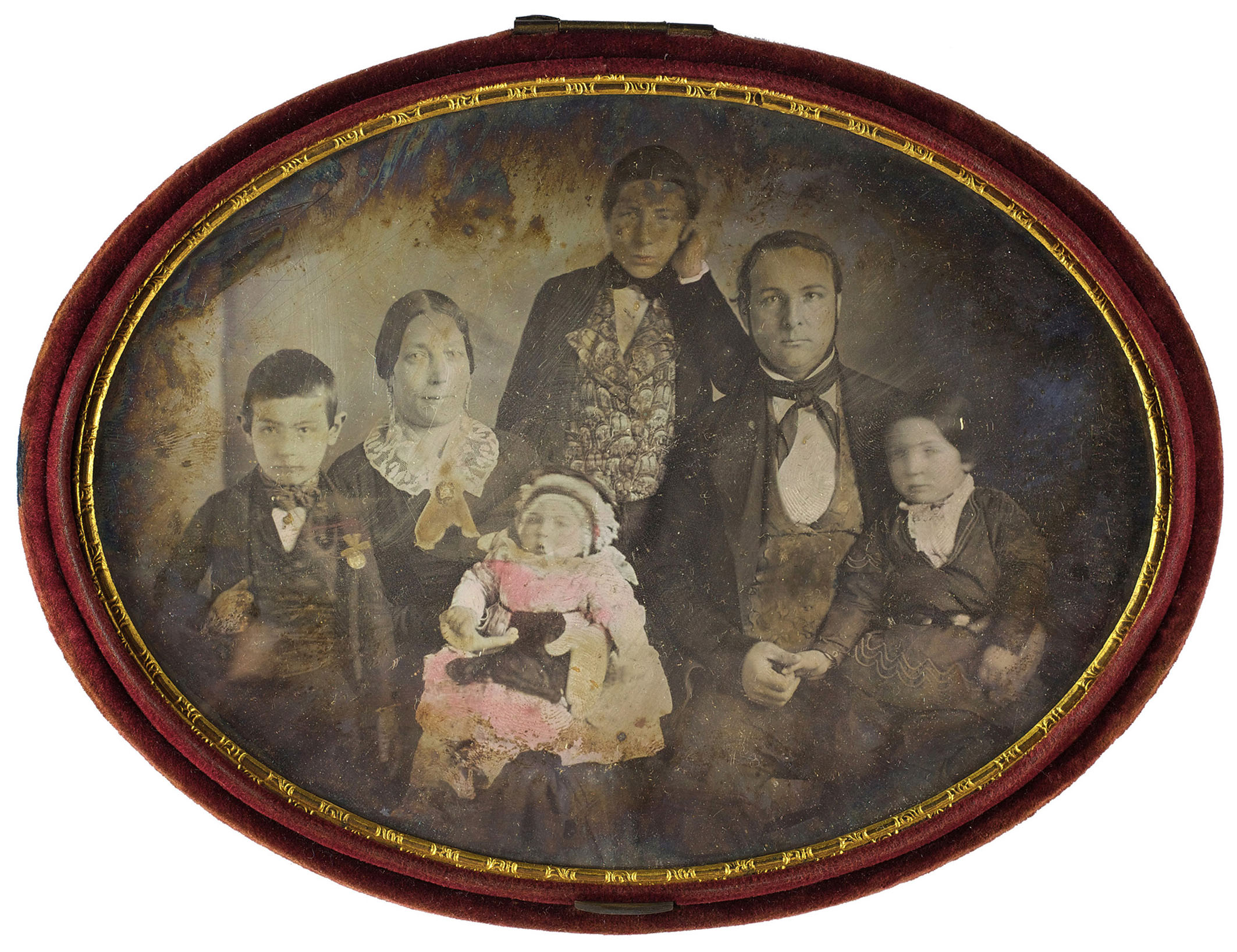 Retrat de familia