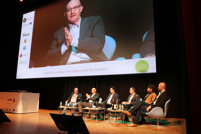 Concluye 'Hecho en los Pirineos', I Congreso del producto y la gastronomía de los Pirineos