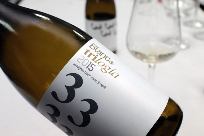 Un Sauvignon Blanc para la reflexión. Blanc de Trilogia, Casa Los Frailes, GlobalStylus