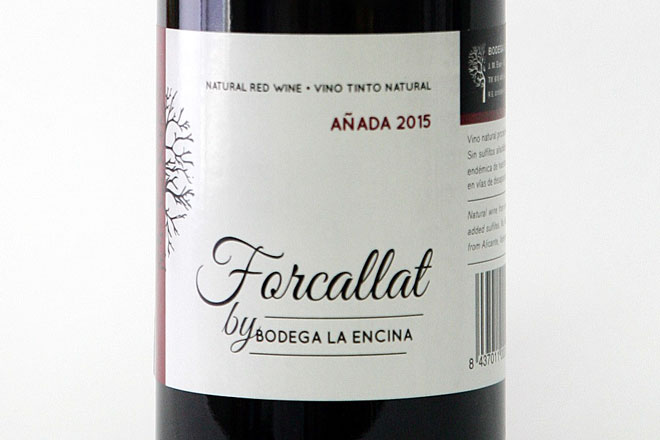 La Forcallat de José María Espí, Bodega La Encina