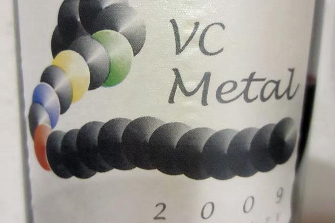 'Viñedos Culturales, Metal 2009', Bodegas Bernabé Navarro. Alicante