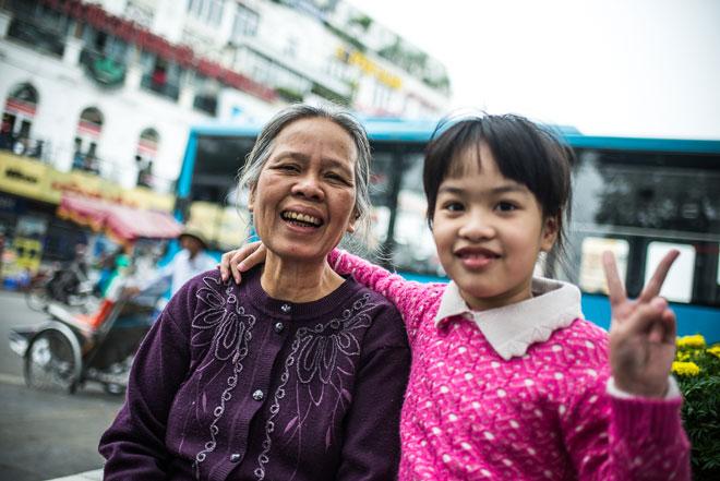 Hanói, la ciudad entre dos ríos