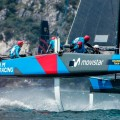 Buenas sensaciones del 'I´M Racing Movistar' tras su debut en el GC32 Racing Tour