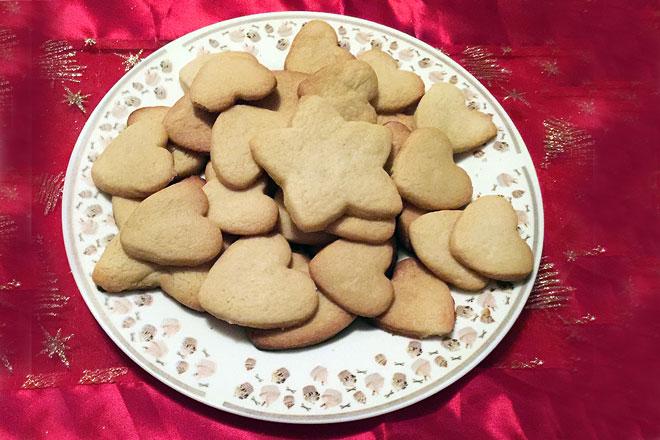 Receta de galletas súper fácil