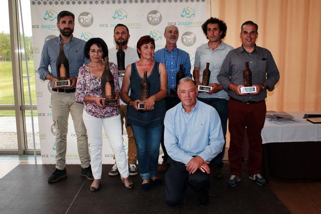 La Cata de los Vinos de la Ribeira Sacra entrega sus premios 2017