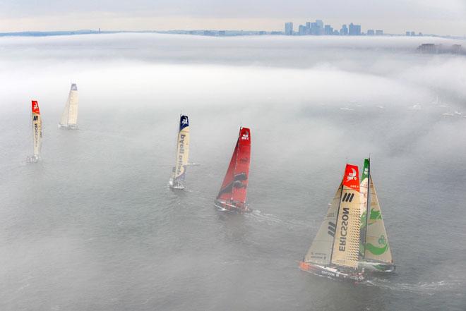 La Volvo Ocean Race cambia su ciclo de tres a dos años