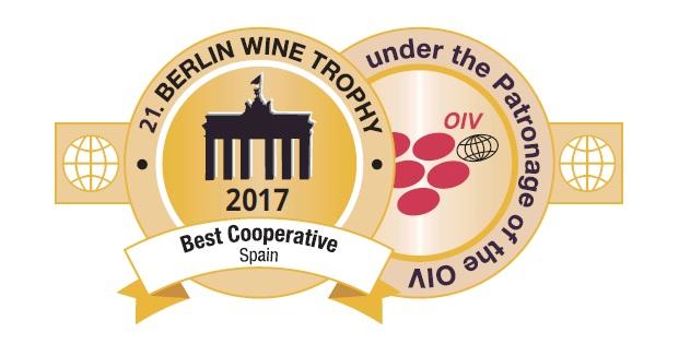Anecoop Bodegas proclamada Mejor Cooperativa de España en el Berliner Wein Trophy con 11 medallas de Oro