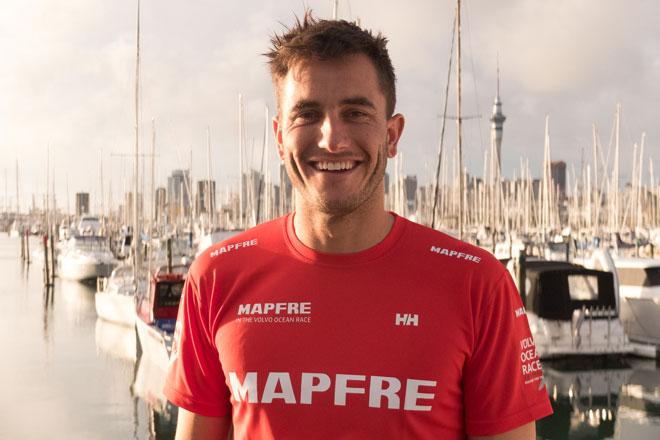 Blair Tuke, vigente campeón olímpico y de la Copa América ficha por MAPFRE