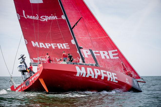 Blair Tuke, vigente campeón olímpico y de la Copa América ficha por MAPFRE en la vuelta al mundo a vela VOR