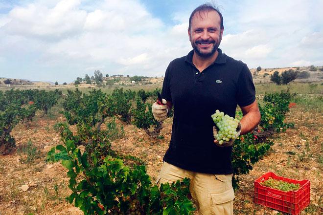 sa&sa, Vinos Bio Pedro Olivares, Moscatel Malvasia
