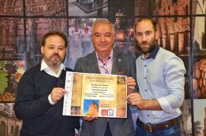 Villa Lucía gana de nuevo el XI Certamen de Pintxos Medievales de Laguardia