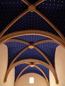 El palmo de Dios mide 4,4 kilómetros y está en Xàtiva, ermitas de la Virgen del Puig y de Santa Anna