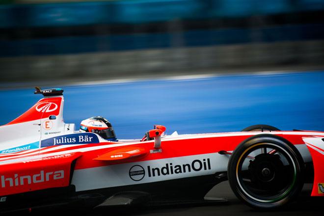 Abierto el concurso Mahindra Racing #DrivenByDesign para Fórmula E