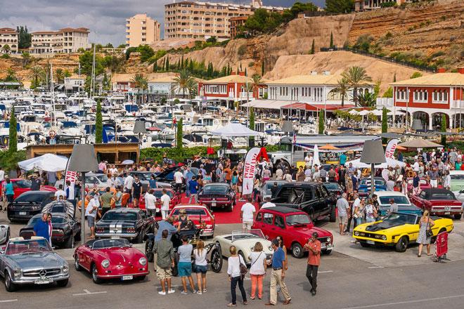 La Mallorca Classic Week by Port Adriano pone punto sus motores