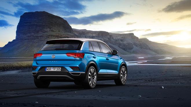 Volkswagen lanza el nuevo T-Roc con una 'limited edition' de venta exclusiva online