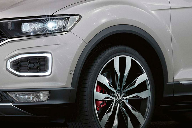 Volkswagen lanza el nuevo T-Roc con un 'limited edition' de venta exclusiva online