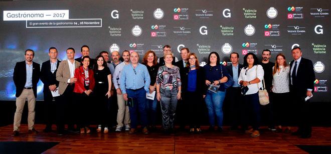 """Gastrónoma 2017 presentará 170 ponentes e incorpora el """"túnel del vino"""" y quesos artesanos"""