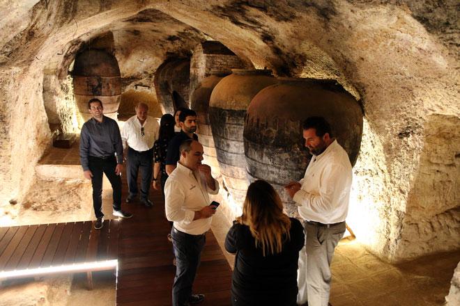 Murviedro mira al futuro con la rehabilitación de la Cueva Museo
