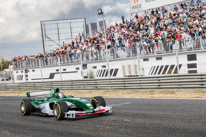Klaas Zwart marca el nuevo récord del circuito del Jarama