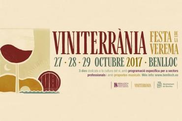 Fin de semana de música y vino en el Festival Viniterrània de Benlloch