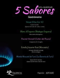 La DOP Valencia acude a Gastrónoma con propuestas llenas de aromas y sabor