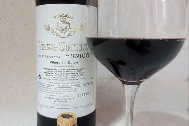 Vega Sicilia Reserva Especial Único del año 2011, estilo propio