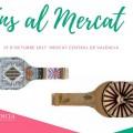 La DOP Valencia celebra la Capital Mundial de la Alimentación con Vins al Mercat
