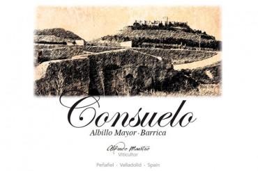 Alfredo Maestro Tejero saca el Consuelo 2015, hecho con cepas centenarias de Albillo Mayor