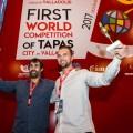 Estas son las mejores tapas de España y del Mundo 2017, Concurso Ciudad de Valladolid