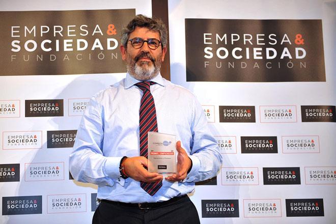 Consultia Travel gana el Premio Nacional Comprendedor 2017