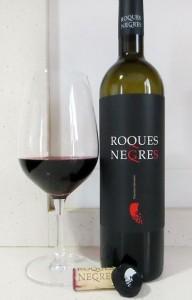 Roques Negres Garnacha-Syrah 2016, El Mollet Vino y Cultura
