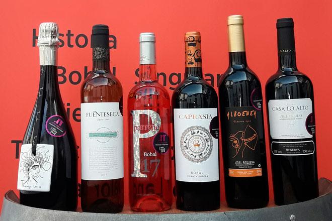 Utiel-Requena elige en cata ciega los vinos que la representarán oficialmente en 2018