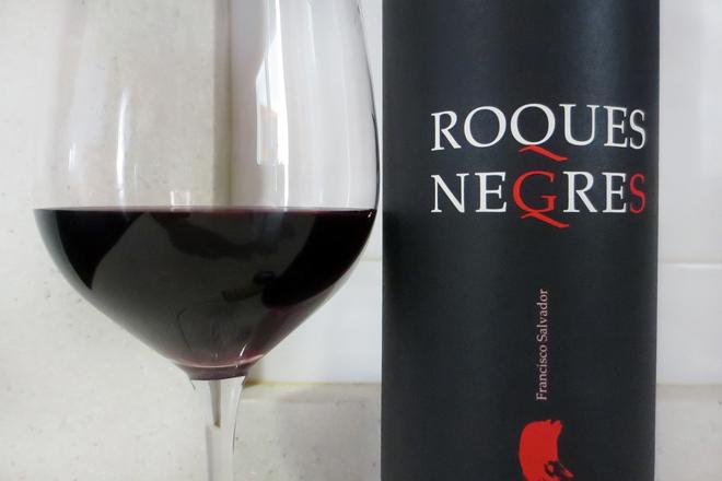 Roques Negres Garnacha-Shiraz 2016, primer vi IGP Castelló de El Mollet vino y cultura