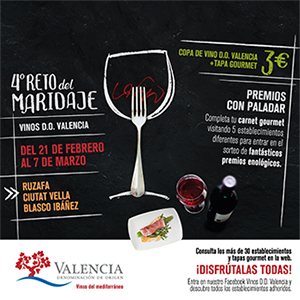 DO Valencia Maridaje