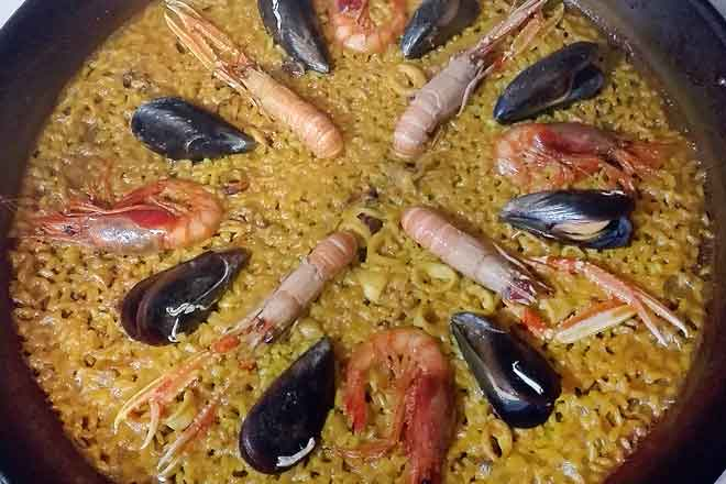 El Distrito Marítimo de Castellón organiza las Jornadas del arroz con 'Galera del Grau'