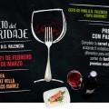 Vinos DO Valencia y tapas gourmet en el 4 'Reto del Maridaje'