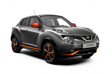Nissan Juke amplía sus opciones de personalización