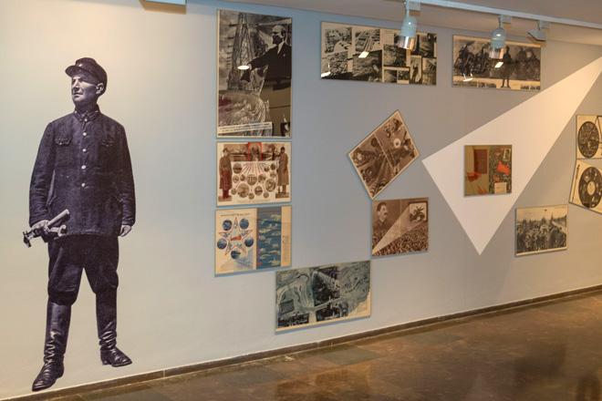 Las aportaciones de Ródchenko a la fotografía y el diseño gráfico en el IVAM