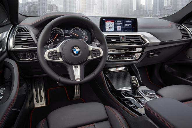Nuevo BMW X4, más dinámico e innovador