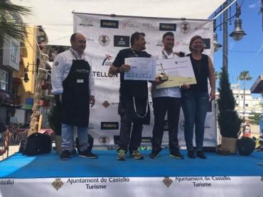 Borja Llidó se proclama vencedor del primer Concurso Internacional Arrocito de Castelló