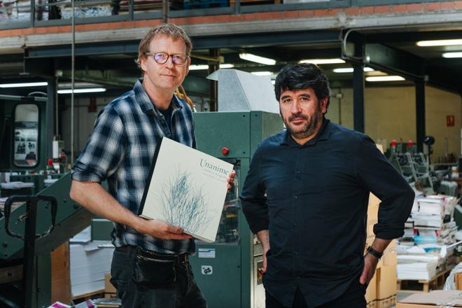 Bernd H. Knöller y Xavier Mollà han prestado mucha atención a la edición del libro