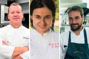 Gastrónoma 2018 suma ya 9 estrellas Michelin para su Cocina Central