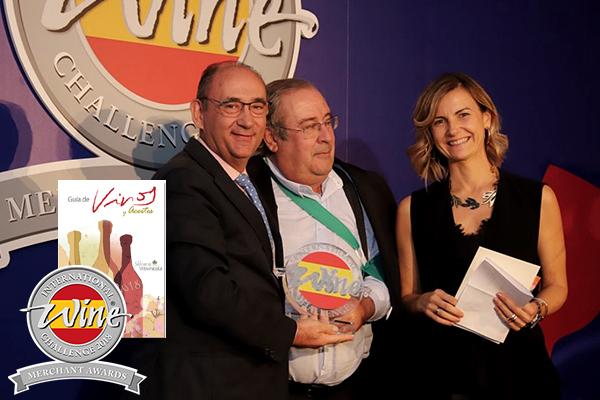 La Guía de Vinos y Aceites de La Semana Vitivinícola gana el IWC Merchant Award Spain