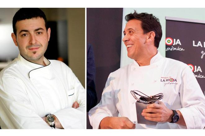 Francis Paniego y Ricard Camarena cocinan La Rioja Gastronómica en Valencia