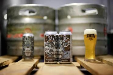 Tigernut Milk, la India Pale Ale con horchata de ZETA Beer y Naparbier