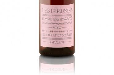 Les Prunes, Celler del Roure. Si la primavera se pudiera embotellar