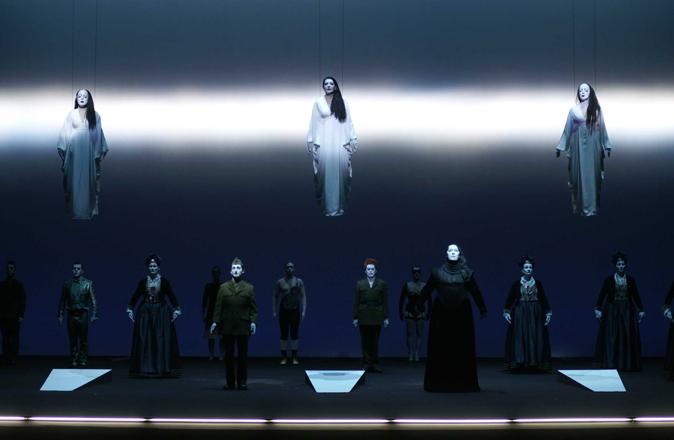 'Vida y muerte de Marina Abramovic', Teatro Real, Madrid