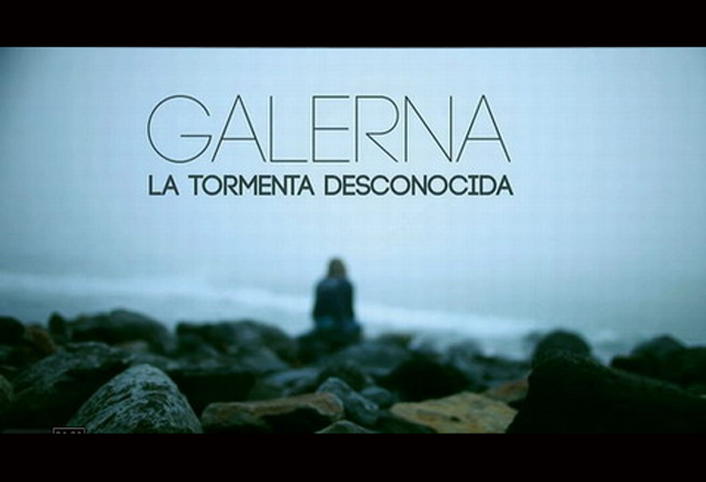 """Galerna, la tormenta desconocida"", documental de Jabi Elortegi"