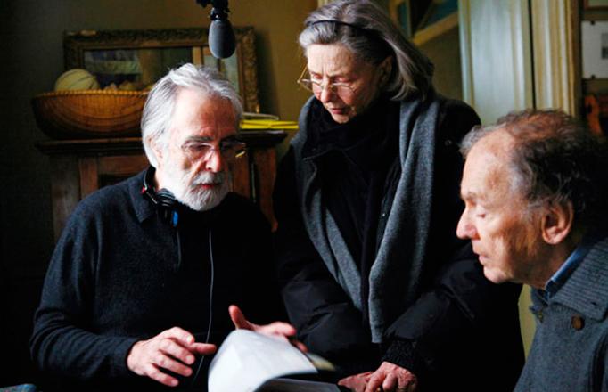 Palma de Oro para Michael Haneke, por su 'Amour'